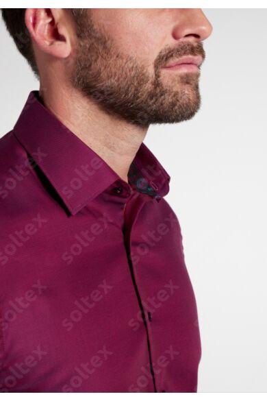 Bordó színű ETERNA ing