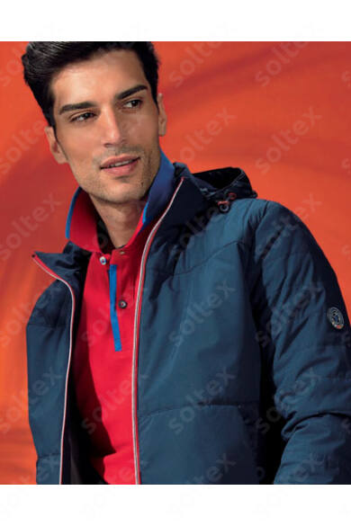 Vízhatlan könnyű dzseki kapucnival