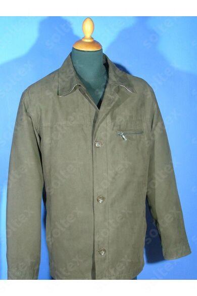 Kabát velúr hatású mosható