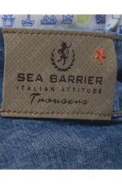 Márkás olasz stretch farmer modern fit