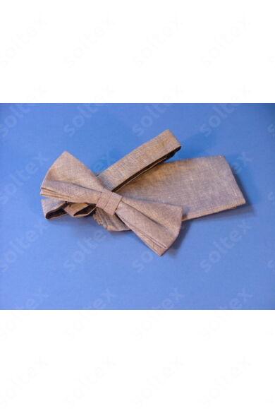 Csokornyakkendő díszzsebkendővel