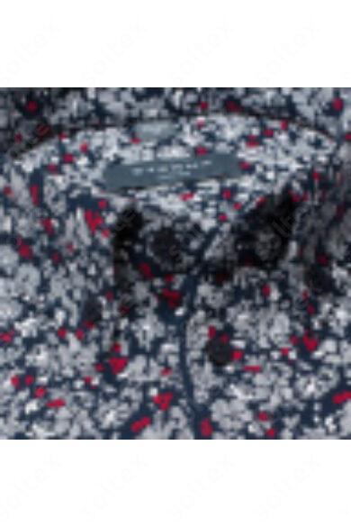 Póló virág mintával
