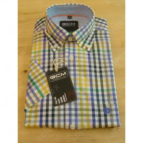 vékony, nyári kockás  ing